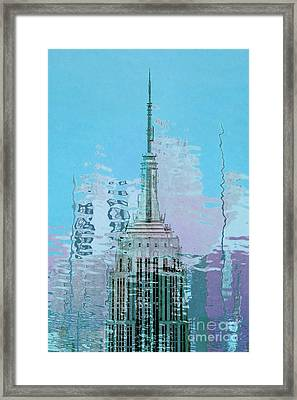Empire State Building 1 Framed Print