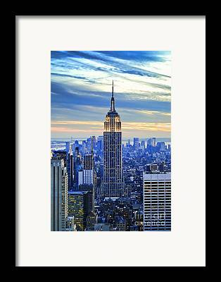 Hudson Framed Prints