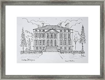 Empire Style Architecture Framed Print