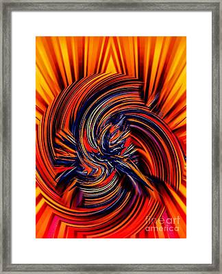 Empowered Framed Print by Gayle Price Thomas