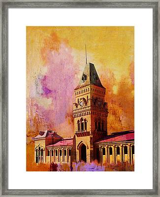 Empress Market Framed Print by Catf