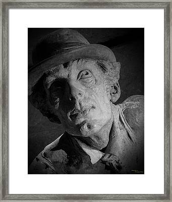 Empty Bliss Framed Print