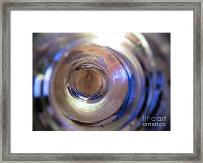 Empty Framed Print by Robyn King