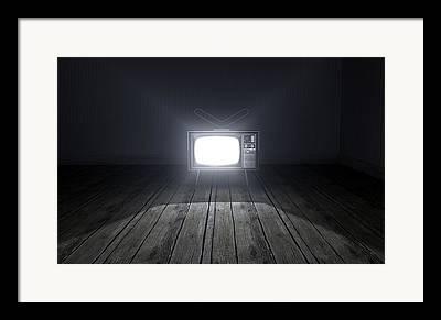 Flooring Digital Art Framed Prints