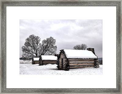 Encampment Framed Print