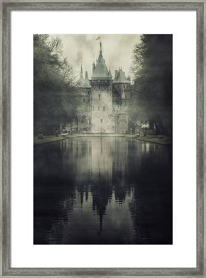 Enchanted Castle Framed Print by Joana Kruse