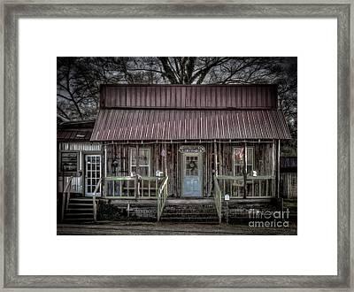 Enchanted Cottage Framed Print