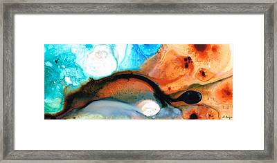 Enchanted Earth Framed Print by Sharon Cummings