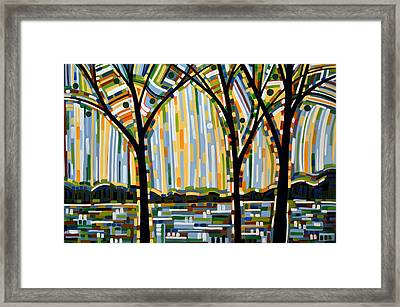 Enchanted Evening Framed Print by Amy Giacomelli