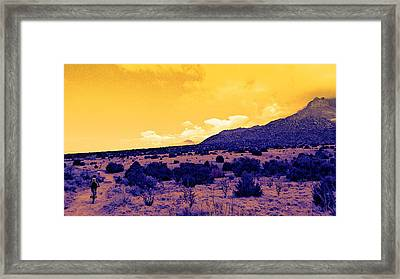 Enchanted Ride Framed Print