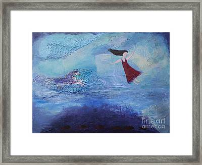 Enchanted Framed Print by Stella Levi