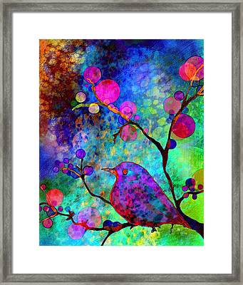 Enchantment Framed Print by Robin Mead