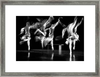 Encore 3 Framed Print