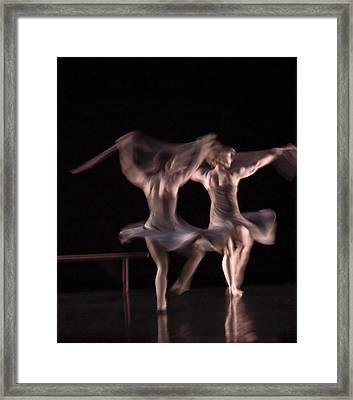 Encore 9 Framed Print