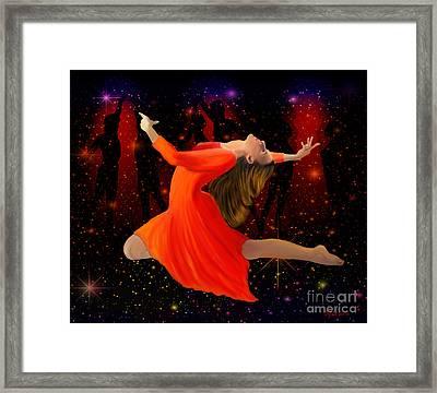 Encore Framed Print by Sydne Archambault