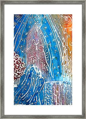 Encounter Framed Print by Tolere