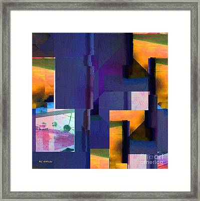 Encroachment Framed Print by RC DeWinter