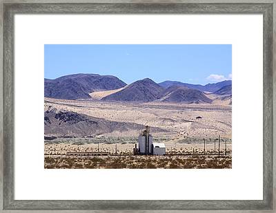 End Of Industrial Epoch Framed Print by Viktor Savchenko