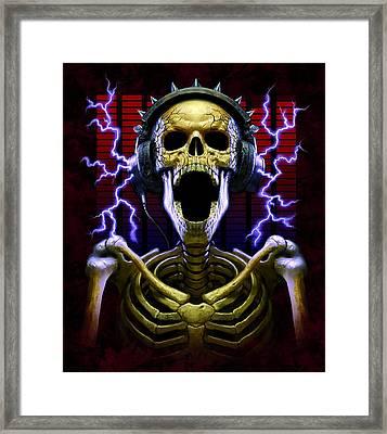 End Of Life Framed Print by Raphael  Sanzio