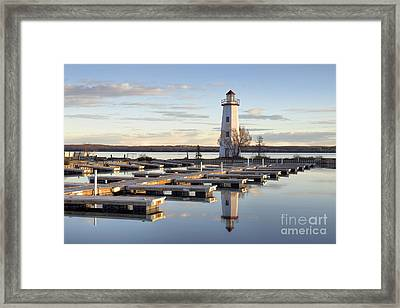 End Of Season-2 Framed Print by Shannon Carson