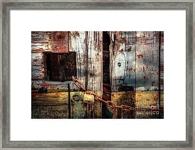 End Of Season Framed Print by Martin Dzurjanik