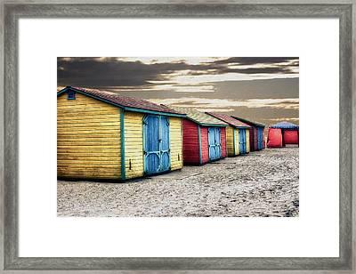End Of Summer Framed Print by Linda Dunn