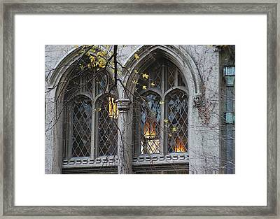 End Of The Mile Framed Print by Joseph Yarbrough