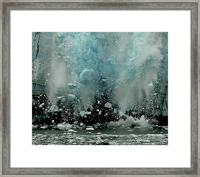 End Of The World ? Framed Print