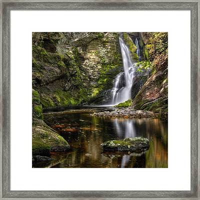 Enders Falls Framed Print
