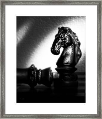 Endgame Framed Print by Bob Orsillo