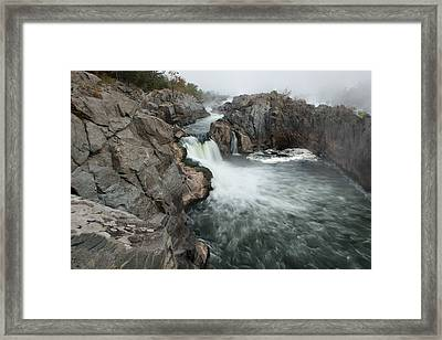 Framed Print featuring the photograph Endless Deep by Bernard Chen