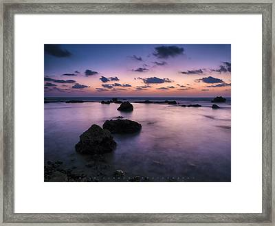 Endless Framed Print