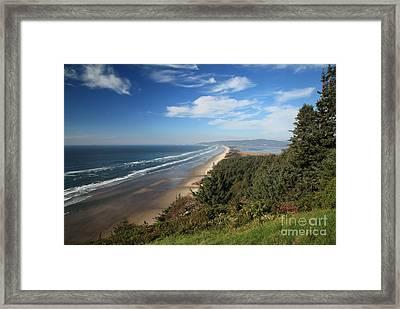 Endless Oregon Views Framed Print