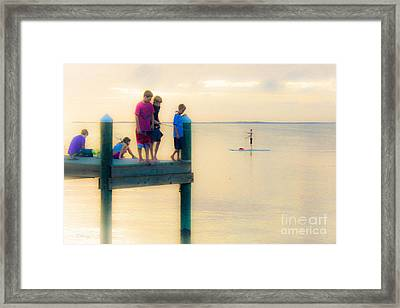 Endless Summer 2 Framed Print by Rene Triay Photography