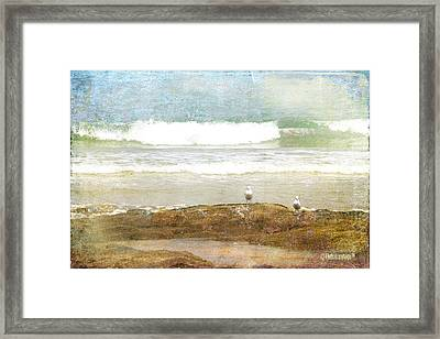 Framed Print featuring the photograph Endless Summer by Chris Armytage