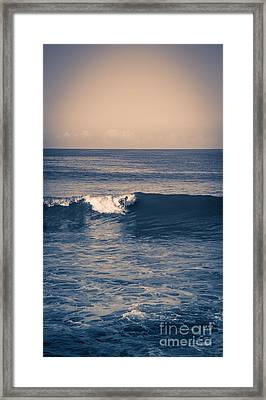 Endless Summer Framed Print by Edward Fielding