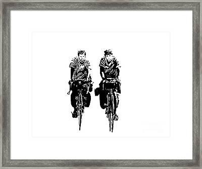 Endurance Framed Print