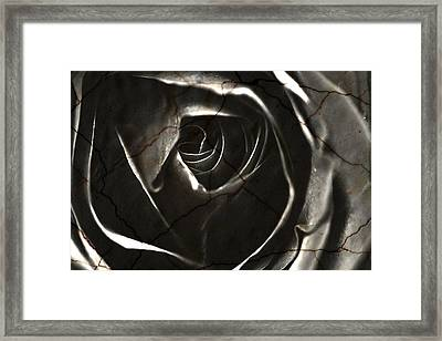 Enduring Framed Print by Shirley Sirois