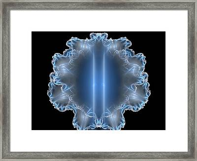 Energize Framed Print by Bruce Nutting