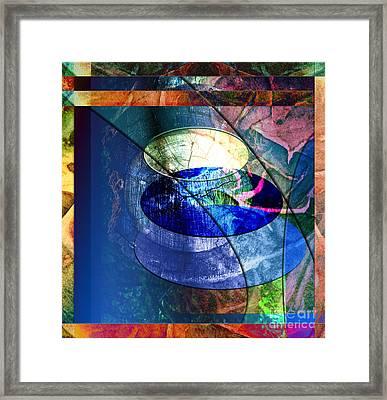 Energy Force Framed Print
