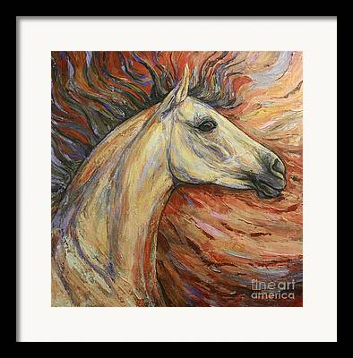 Horse Images Paintings Framed Prints