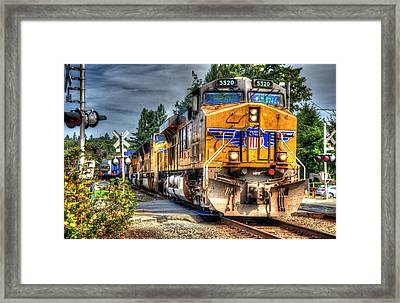 Engine 5520 Framed Print