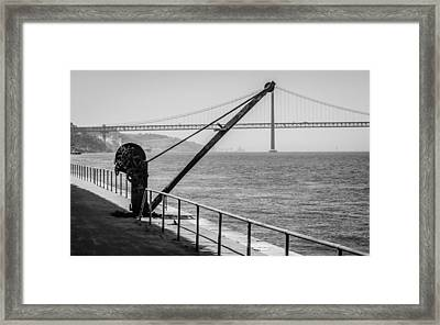 Engineering Framed Print by Marco Oliveira