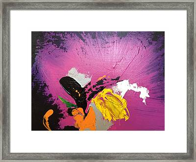 Enigma  Framed Print by Angelo Terracciano