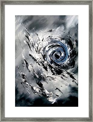 Enigma Framed Print by Thierry Vobmann