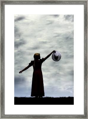 Enjoying Dawn Framed Print by Joana Kruse
