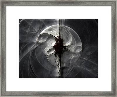 enKlien Framed Print by David Fox