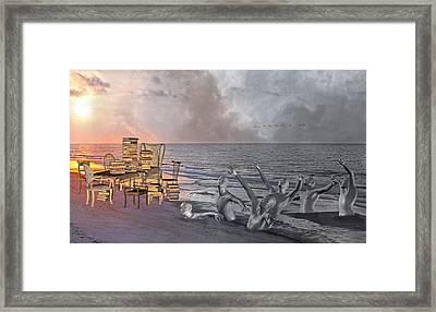 Enlightening  Framed Print by Betsy Knapp