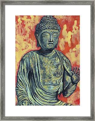 Enlightenment Framed Print by Tom Roderick