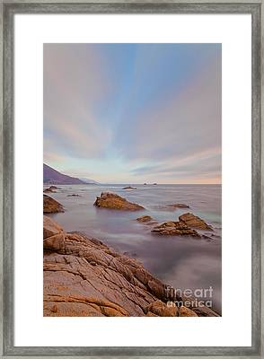 Enlightment Framed Print by Jonathan Nguyen